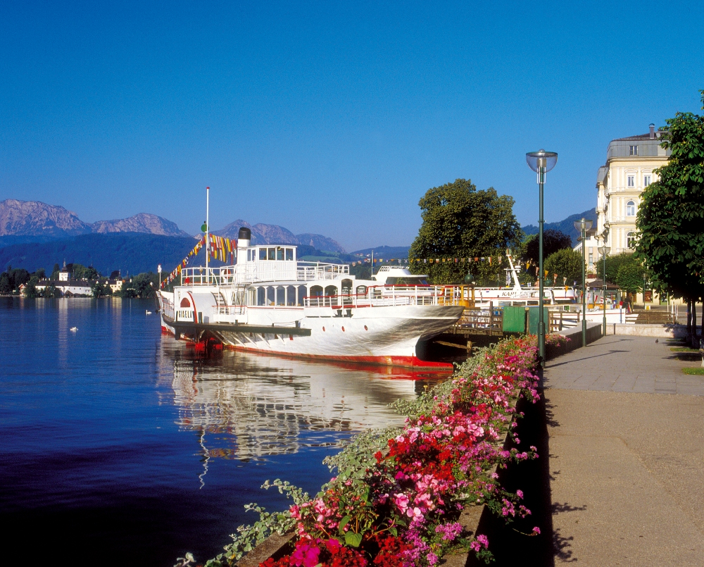 Salzkammergut Hotels Am See