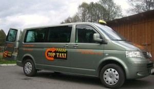 TOP TAXI Shuttle Bus!
