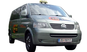 Transfer Taxi am Taxistand Zell am See!